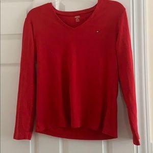 Tommy Hilfigher long sleeve shirt